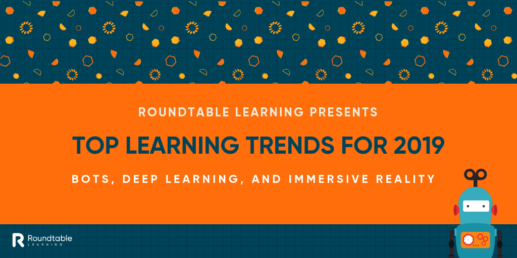 Top learning trends for 2019
