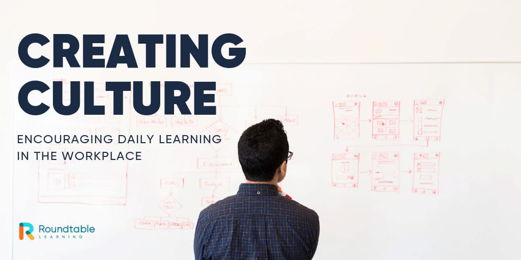 Encouraging daily learning in the workplace
