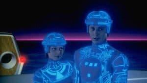 Virtual Reality Training Tron