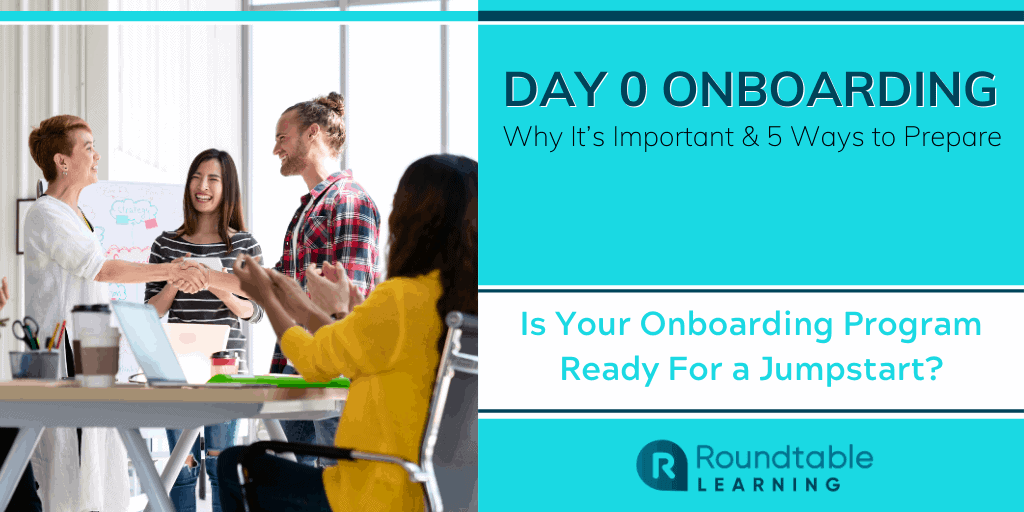 Day 0 Onboarding: Why It's Important and 5 Ways to Prepare