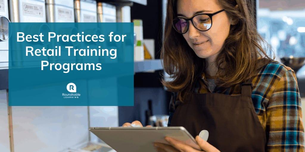 Best Practices for Retail Training Programs