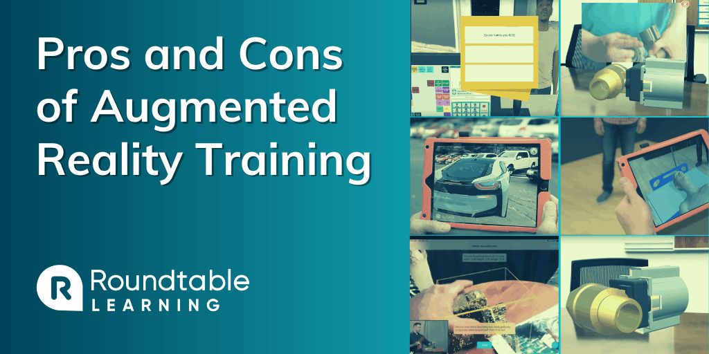 Augmented Reality Training: Pros and Cons