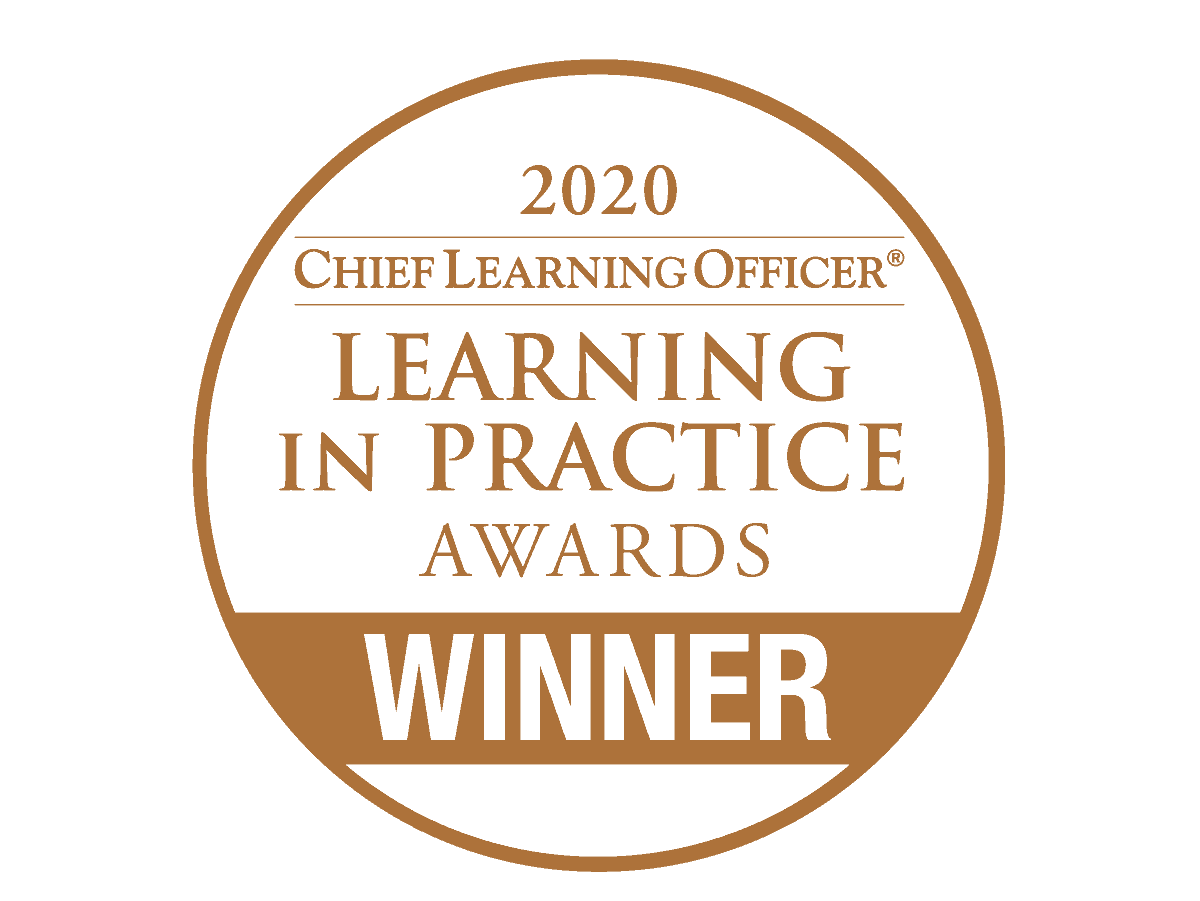 2020 CLO Learning in Practice – Excellence in Blended Learning