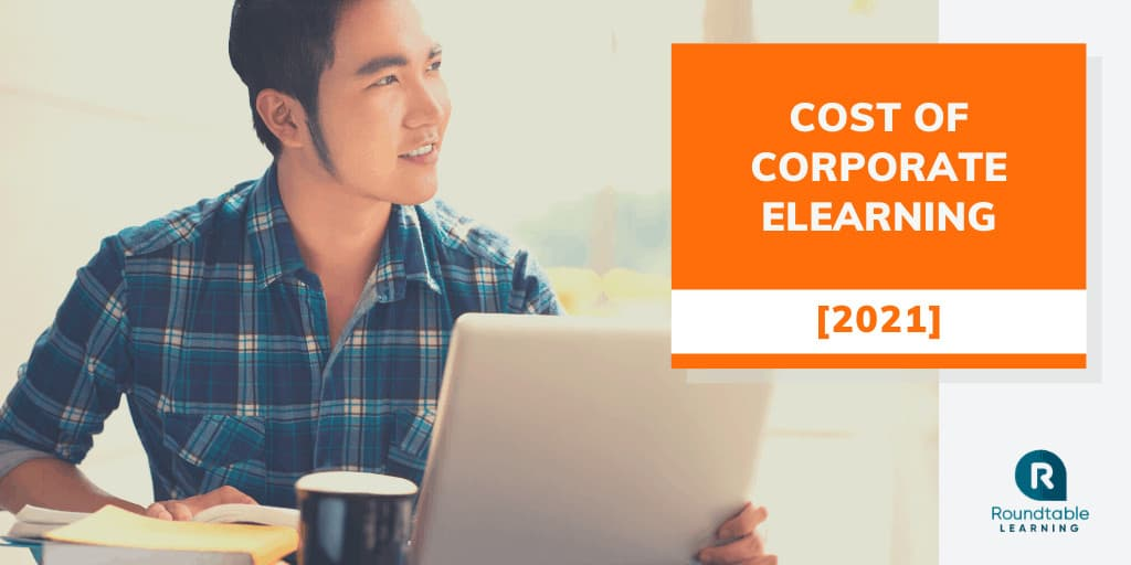 Cost Of A Custom Corporate eLearning Program [2021]