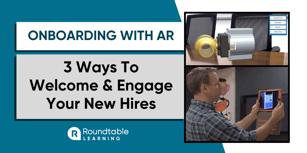 Onboarding With AR: 3 Ways To Effectively Welcome And Engage New Hires