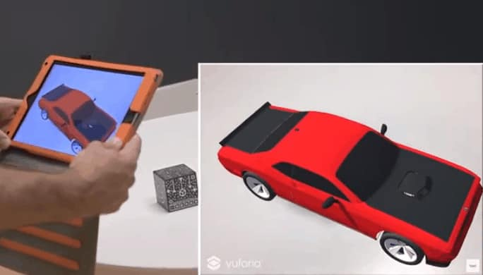 Roundtable learning Augmented reality object detection