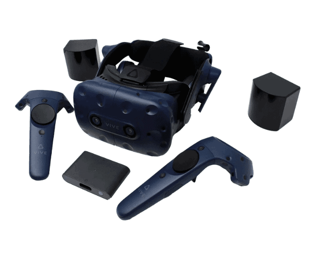 HTC Vive VR Equipment