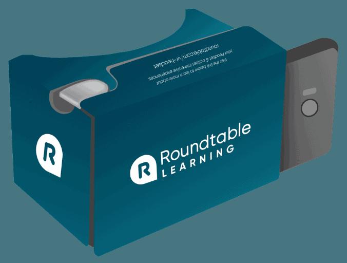 vr cardboard headset