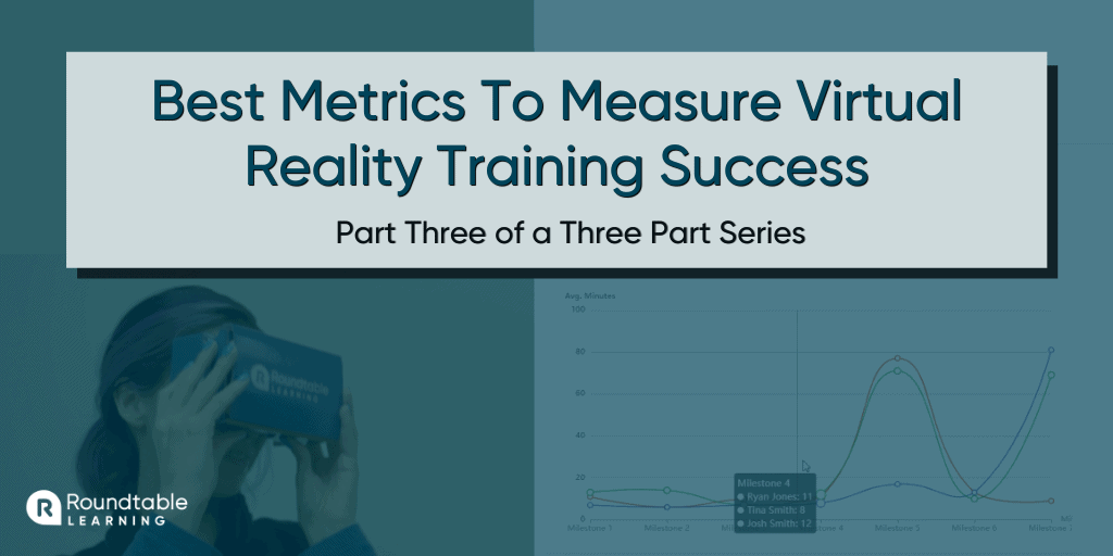 How Can You Measure Virtual Reality Training? Best Metrics To Measure Training Effectiveness