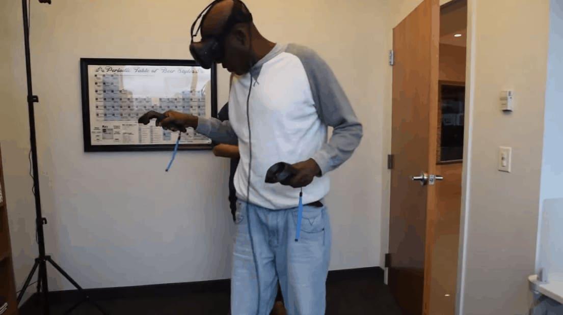 Full VR Example