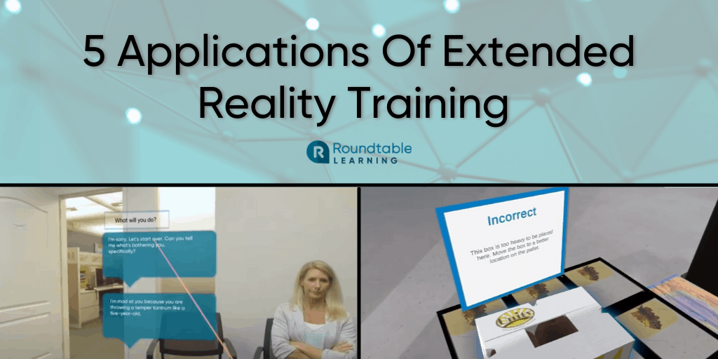 5 Applications Of Extended Reality Training: Onboarding, D&I, Leadership, And More
