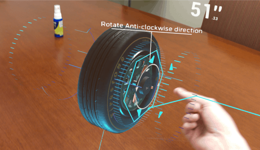 Hololens Mechanics
